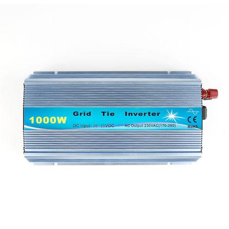 Cravate De Grille Inverter Pour Convertisseur pur sinus 1000W onduleur DC 20-45V couleur azur