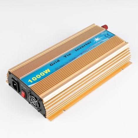 Cravate De Grille Inverter Pour Convertisseur pur sinus 1000W onduleur DC 20-45V dore
