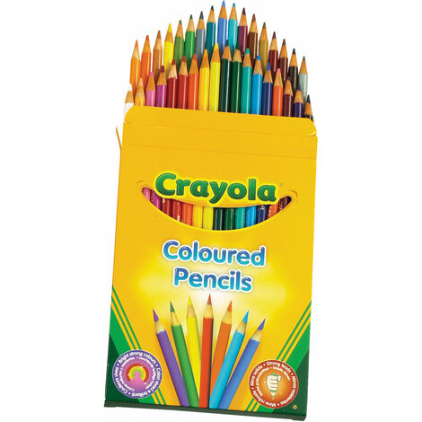 Crayola Coloured Pencils Pack of 288