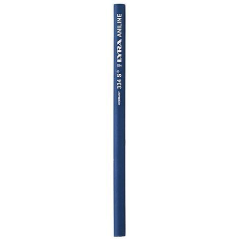 Crayon de charpentier - Boîte : 12 pièces - Longueur : 300 mm - STANLEY