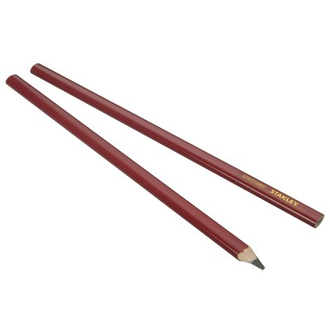 Crayon de charpentier Stanley - Vendu par 2