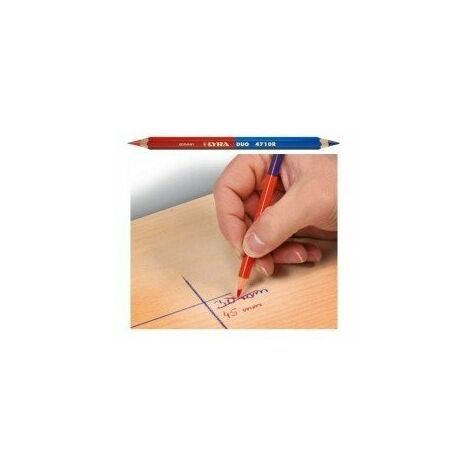 Crayon marquage rouge/bleu s/c5280350*