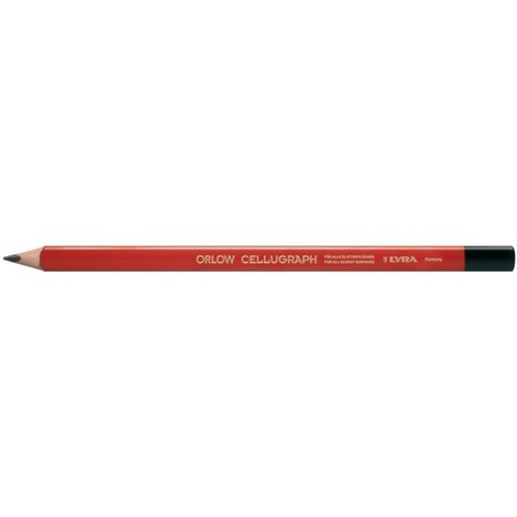 Crayon universel a 12St. rouge 24cm SB Lyra