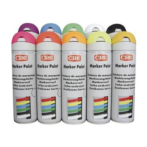 CRC 10167-AA Marcatore PAINT colore di evidenziazione Violetto (fluorescente) 500 ml