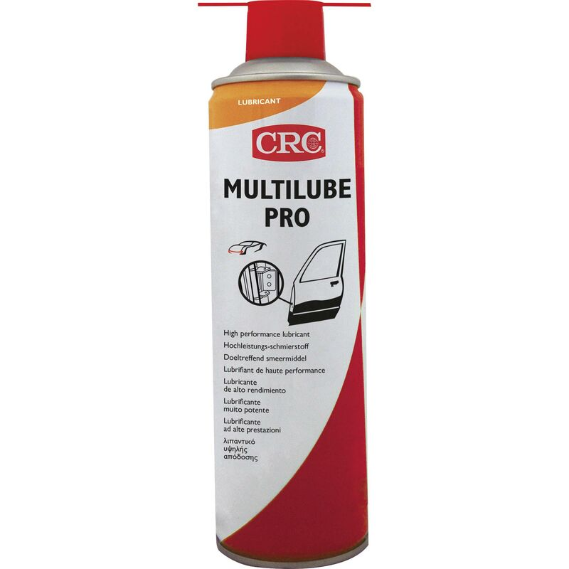 MULTILUBE PRO Lubrifiant adhésif MULTILUBE PRO haute performance 500 ml W640771 - CRC