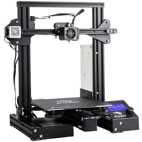 Creality 3D Ender-3 Pro Imprimante 3D V-slot Prusa I3 DIY Sasicare
