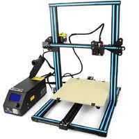 CREALITY3D CR-10s 300x300x400mm DIY 150mm/s Imprimante de Bureau PLA/ABS/TPU Imprimante 3D