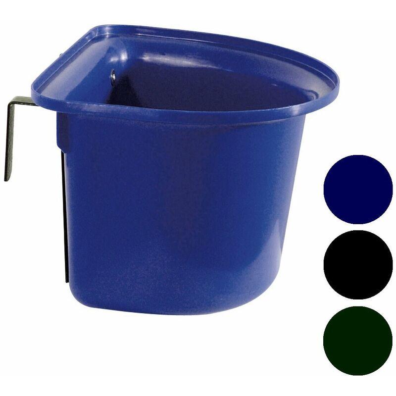 Crèche bleue