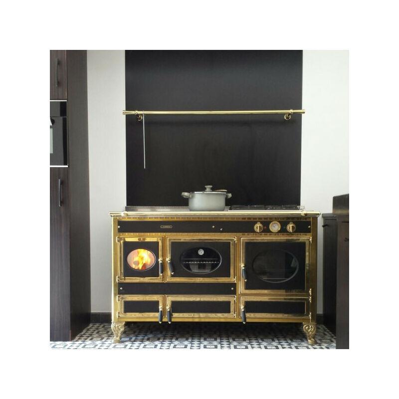 Fond de Hotte / Crédence Noir RAL 9005 - H 40 cm x L 140 cm 1,5mm