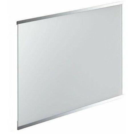 Crédence en verre de 5mm d'épaisseur - Blanc - 60x45cm