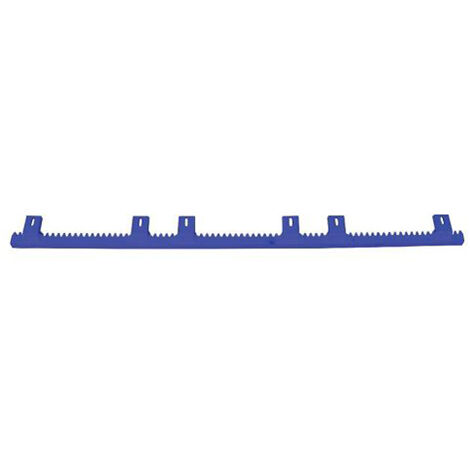 Crémaillère 20x20 mm M4 fibre bleu CAME - CAME