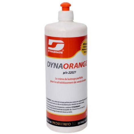 Creme de lustrage DynaOrange Polish Finition