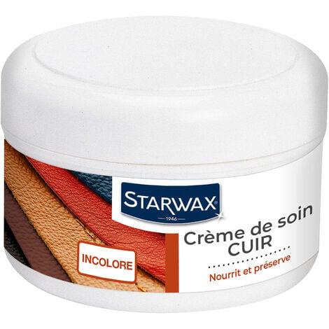 "main image of ""Crème de soin incolore pour cuir 150ml STARWAX - Incolore"""