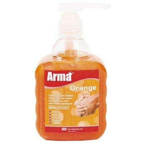Creme nettoyante arma orange sans solvant - bidon de 4 l