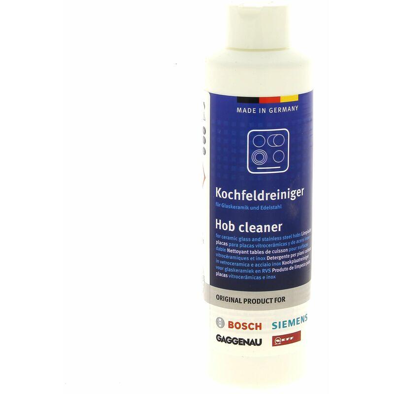 Universel - Creme nettoyante vitroceramique 00311896 pour Table vitroceramique
