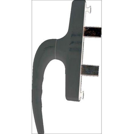 Cremona Carpinteria Metalica Negro Micel Aluminio 6814 68052