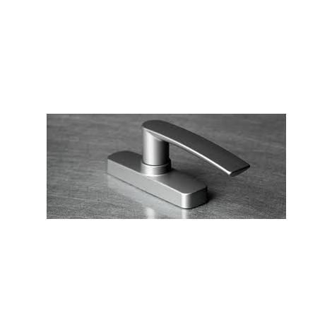 Crémone ajustable FAPIM Gea à deux fourches - Argenté - 0540BI_G6