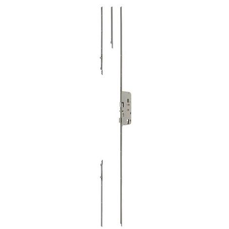 Crémone de rénovation ajustable Trimatic 50/70 FERCO R2 Têtière 18 mm - G-46523-00-0-1