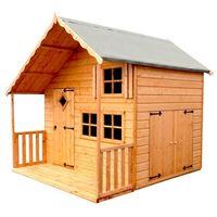 Crib Playhouse