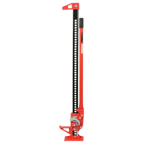 Cric 4X4 treuil spécial utilitaire et 4x4 capacité 2.5 tonnes Levage de 16cm à 1m