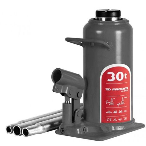 Cric bouteille 30T INTENSIF DL.30BTIPB Facom 280.05