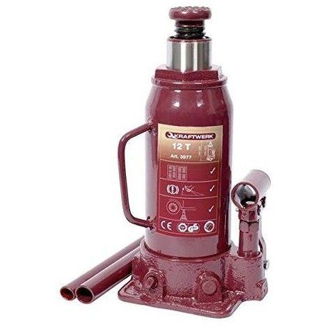 Cric bouteille hydr. 12 t Kraftwerk 3977 81.82