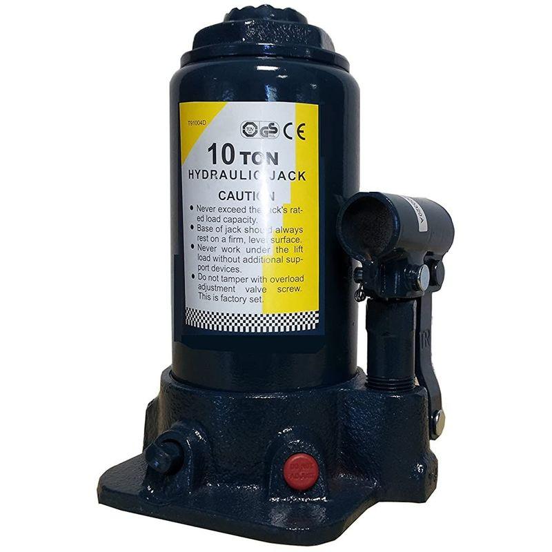 Cric bouteille hydraulique - 10 Tonnes