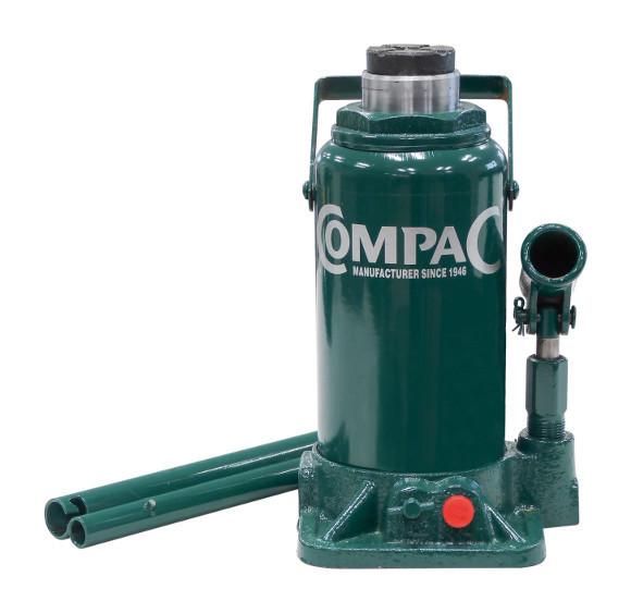 Cric bouteille hydraulique 15 Tonnes Fonte -S13026 - Compac