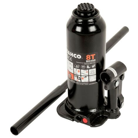 Cric bouteille hydraulique 2 t Bahco BH4S2 1 pc(s) Q360332