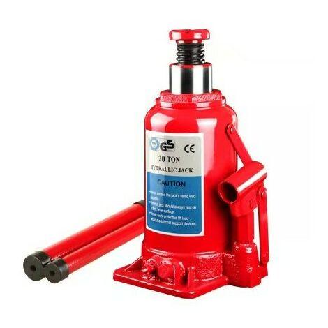 Cric bouteille hydraulique - 20 Tonnes