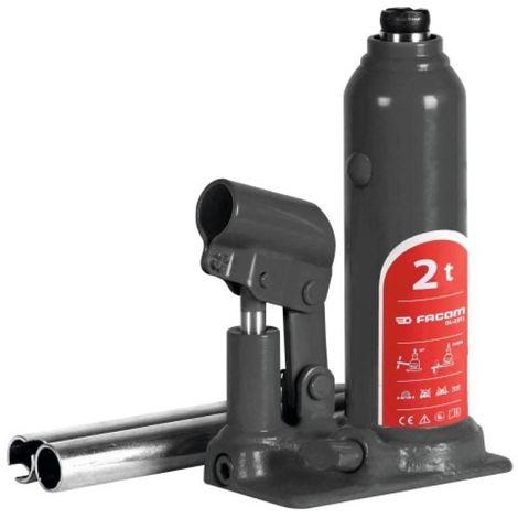 Cric bouteille hydraulique, capacité 2 tonnes DL.BTI
