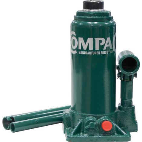 Cric bouteille hydraulique CompaC 5Tonnes Fonte -S13022