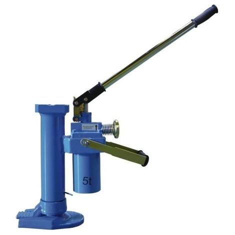 Cric hydraulique 360° mh 100 10 t - course 230 mm - f1310005-
