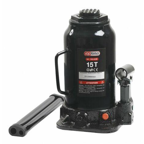 Cric hydraulique, capacité 15 Tonnes