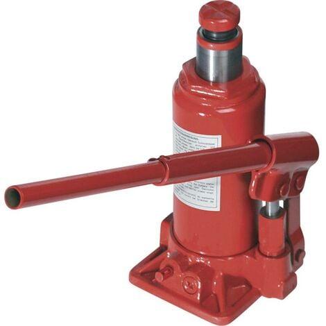 Cric hydraulique capacité de levage 3t