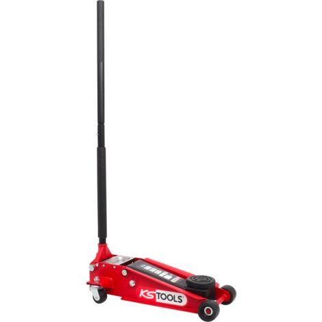 Cric hydraulique roulant - 3 tonnes (161.0366) - Ks tools
