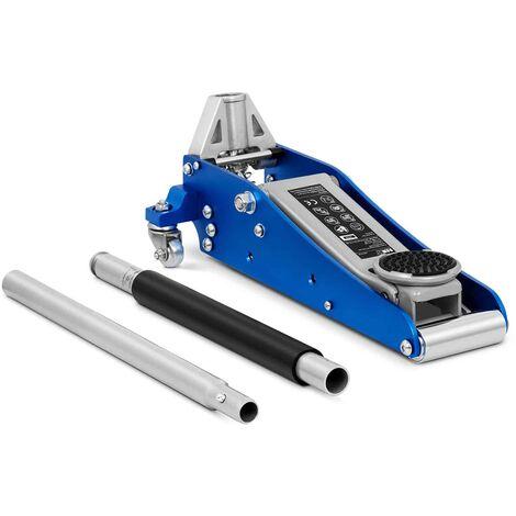 Cric Hydraulique Roulant Pour Voiture Professionnel Robuste Atelier 1,5 tonne