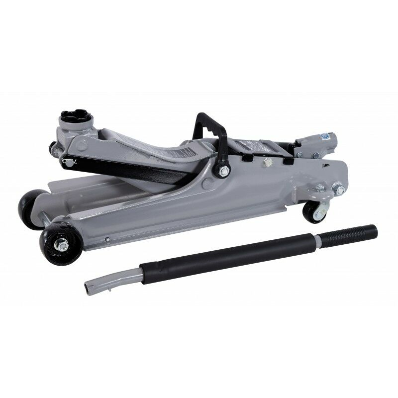 Cric Rouleur Hydraulique Roulant Surbaisse 1.8 Tonnes