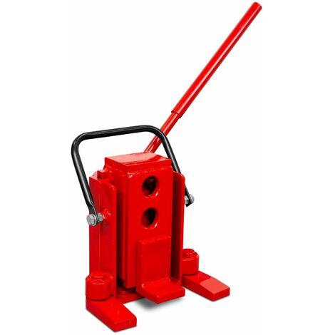 Cric lève machine capacité 8T MW-Tools MK8
