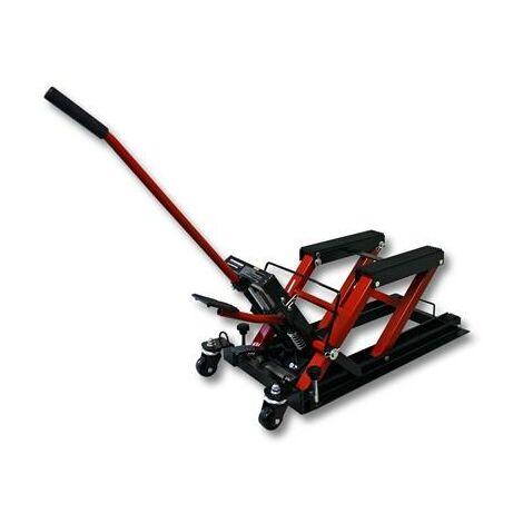 Cric lève-moto quad scooter plateforme 680 kg