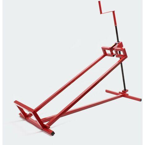 Cric lève tracteur tondeuse lève tondeuse jardin bricolage atelier 250 kg
