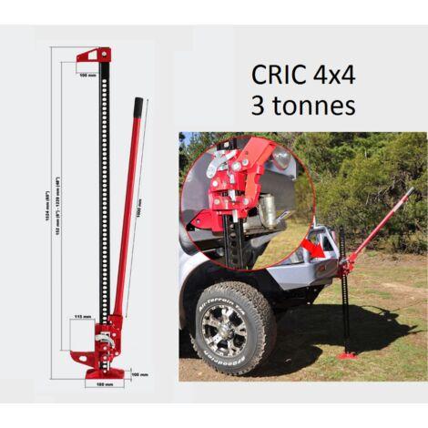 Cric pour véhicule 4X4 tout terrain 3000 kg FARM JACK WC