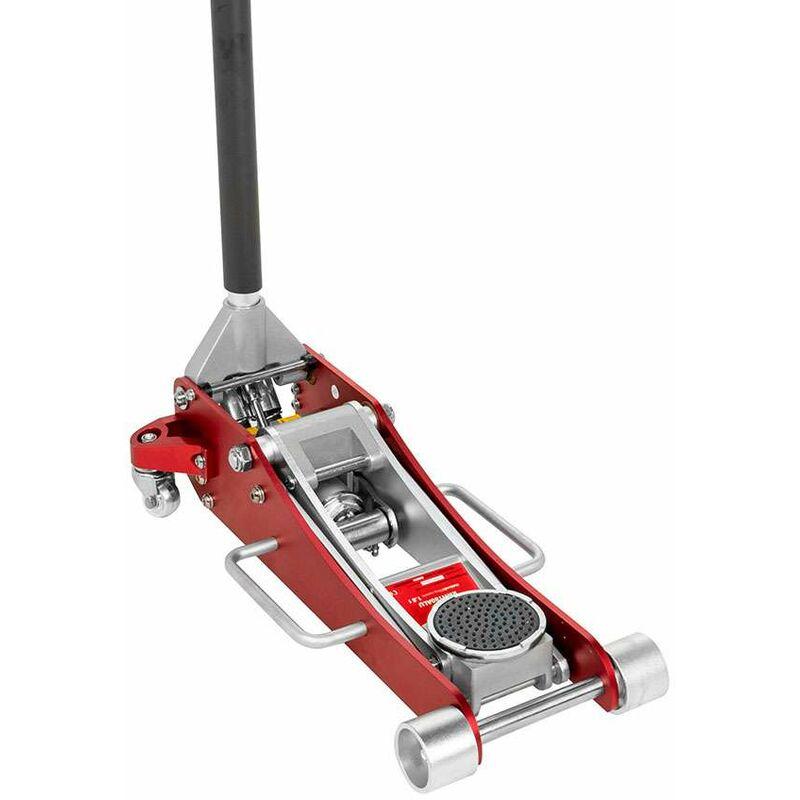 Cric rouleur hydraulique Holzmann RWH180ALU - 1.8 Tonnes