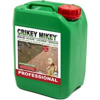 Crikey Mikey Outdoor Cleaning Wizard EXTRA Strong 5L Top-Up Cntainer