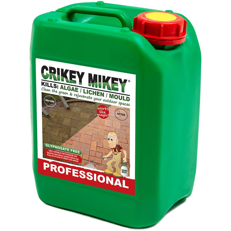 Image of Crikey Mikey Professional with Frost Protection 5L Top-Up