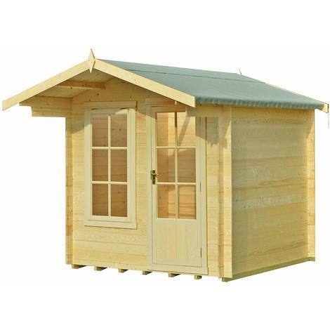 Crinan Log Cabin 7 x 7