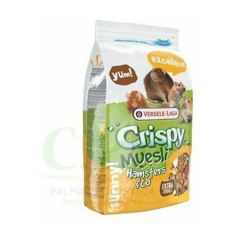Crispy Muesli Hamsters & Co 400 g , Versele Laga