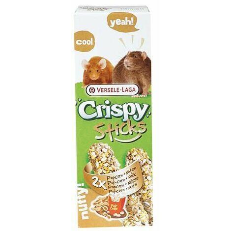 Crispy stick popcorn et noix / 2 remplace le r0472
