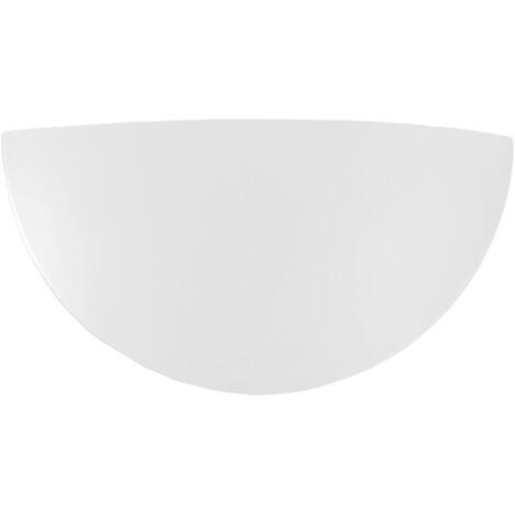 Cristal de media luna curvado mate 20cm LB 529510