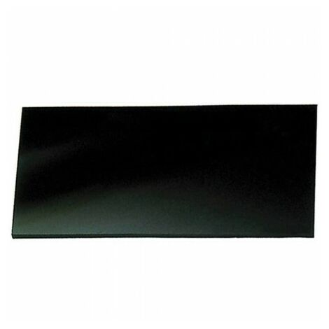 Cristal oscuro 55x110 mm. din-11